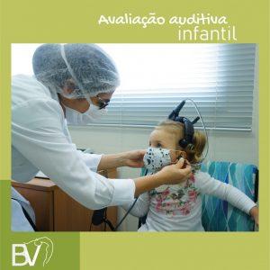 avaliação auditiva infantil